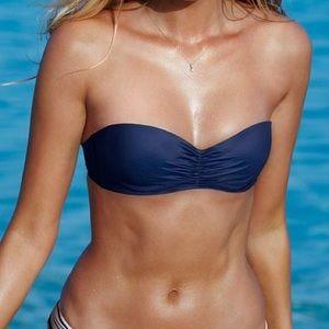 Blue bikini set